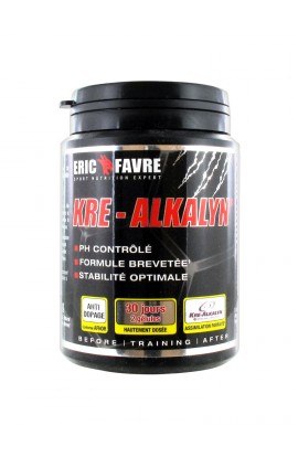 Eric Favre Kre-Alkalyn Muscle Strength and Endurance 60 capsules