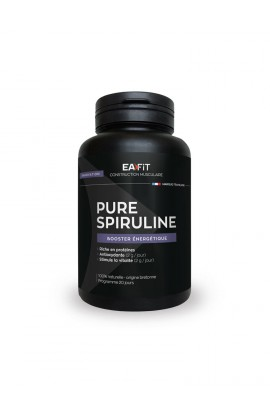 Eafit Muscle Building Pure Spirulina 50 Tablets