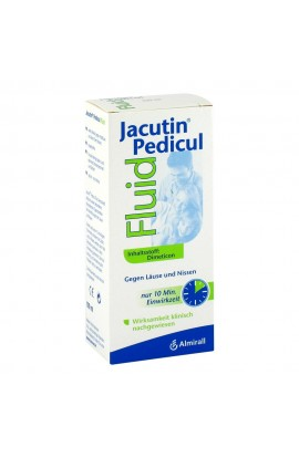 Jacutin Pedicul Fluid (100 ml)