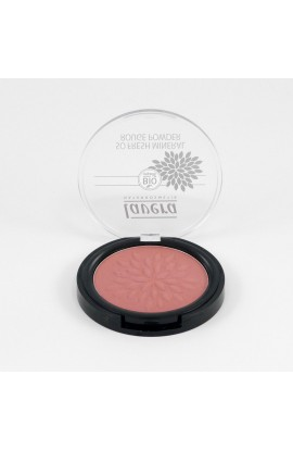 LAVERA, MINERAL A POWDERED BLUSH 02 PLUM BLOSSOM, 5 G