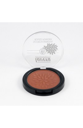 LAVERA, MINERAL A POWDERED BLUSH 03 CASHMERE BROWN, 5 G