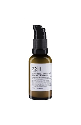 22 | 11 DETOX-SERUM ANTIOXIDANT SIRTOIN GENETIC ACTIVATOR 1 33 ml