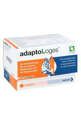 Adapto Loges Capsules (120 pcs)