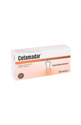 Cefamadar tablets (100 pcs)