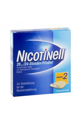 Nicotinell 35mg / 24 hours (7 pcs)