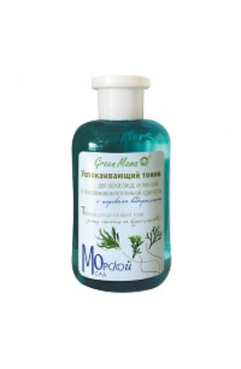 Green Mama A CONSERTING TONIC FOR THE SKIN OF A FACE INVALID TO THE APPEARANCE OF RED 300 ML