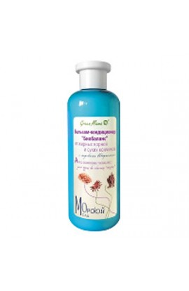 "Green Mama BALSAM-CONDITIONER FOR HAIR ""BIOBALANS"" FROM FATTY ROOTS AND DRY CONVECTIONS"
