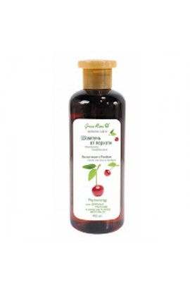 "Green Mama SHAMPOO FOR HAIR FROM DRINK ""FOREST CHERRY AND RECEIVER"" 400 ML"