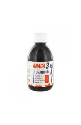 Anaca3 The Drainer 4 in 1 250ml