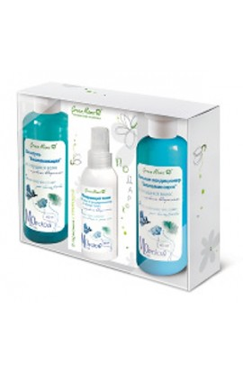 "Green Mama SET ""HAIR COMPLEX BIOLAMINATION"""