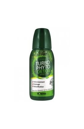 Biotechnie Turbo Phyto Detox Drink 300ml