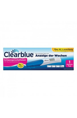 Clearblue Pregnancy test with weekly determination (1 stk)