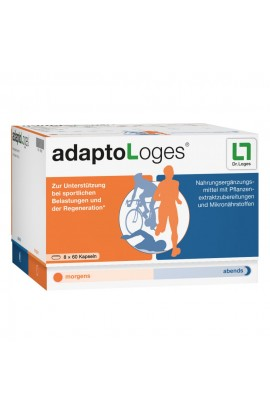 Adapto Loges Capsules (480 pcs)