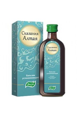 Evalar Legends of Altai Balm soothing 250 ml