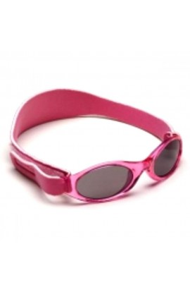 BabyBanz BB KID pink glasses with polarized glasses