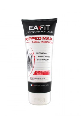 Eafit Ripped Max Gel for Abdominal Muscle Definition 200 ml