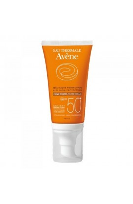 AVÈNE Toning cream SPF 50+ - 50 ml