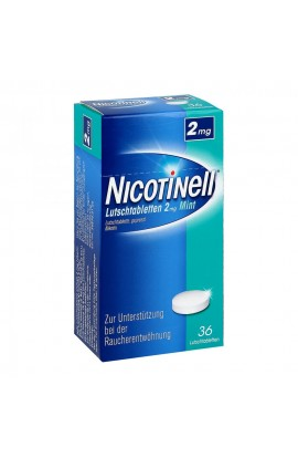 Nicotinell 2mg Mint (36 pcs)