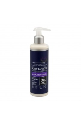 URTEKRAM, BODY LOTION LAVENDER, 245 ML