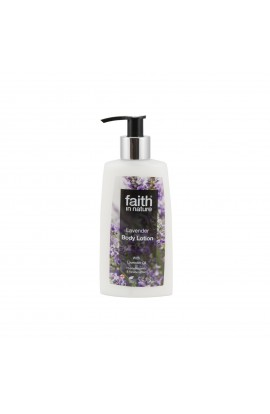 FAITH IN NATURE, BODY LOTION LAVENDER, 150 ML