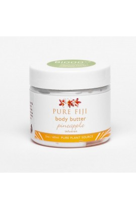 PURE FIJI, BODY BUTTER, PINEAPPLE, 60 ML