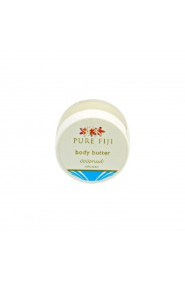 PURE FIJI, BODY BUTTER, COCONUT, 15 ML