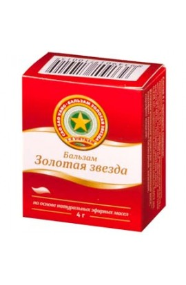 Danapha Balm Gold Star Ointment d / ex. 4g No. 1