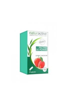 Naturactive Apple Pectin 30 Capsules