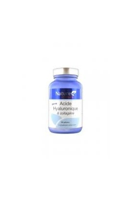 Nature Attitude Hyaluronic Acid and Collagen 60 Capsules