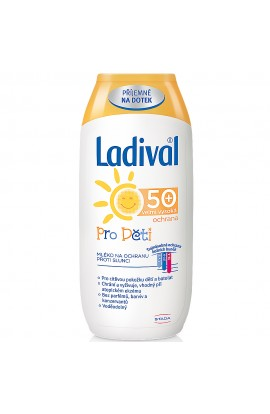 Ladival OF 50+ Milk for children 200 ml