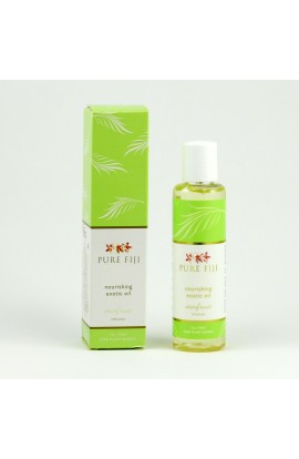 PURE FIJI, EXOTIC MASSAGE AND BATH OIL, KARAMBOLA, 90 ML