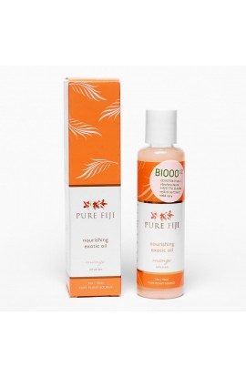 PURE FIJI, EXOTIC MASSAGE AND BATH OIL, MANGO, 90 ML