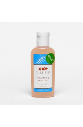 PURE FIJI, EXOTIC MASSAGE AND BATH OIL, KOKOS, 29 ML