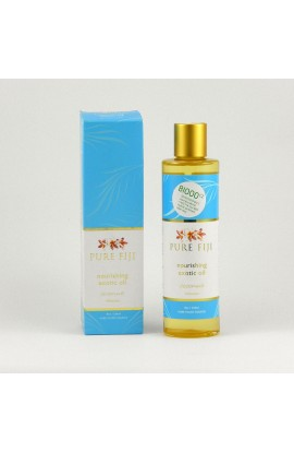 PURE FIJI, EXOTIC MASSAGE AND BATH OIL, KOKOS, 236 ML