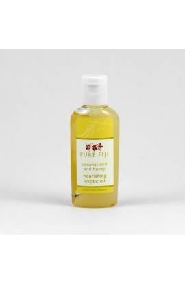 PURE FIJI, EXOTIC MASSAGE AND BATH OIL, MILK & HONEY, 29 ML