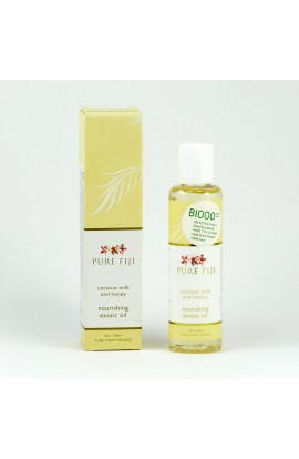 PURE FIJI, EXOTIC MASSAGE AND BATH OIL, MILK & HONEY, 90 ML