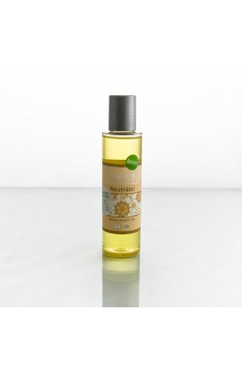 SALOOS, MASSAGE OIL NEUTRAL, 125 ML