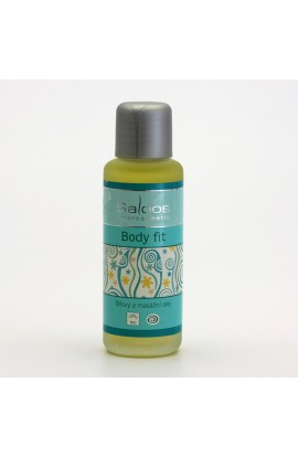 SALOOS, MASSAGE OIL BODY FIT, 50 ML