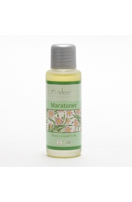 SALOOS, MASSAGE OIL MARATONEC, 50 ML