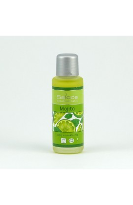 SALOOS, MASSAGE OIL MOJITO, 50 ML