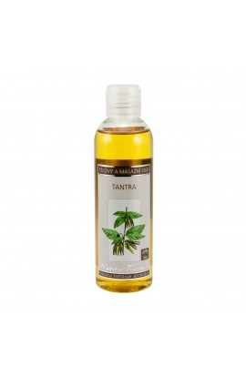 NOBILIS TILIA, BODY AND MASSAGE OIL TANTRA, 200 ML
