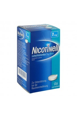 Nicotinell 1mg Mint (96 pcs)