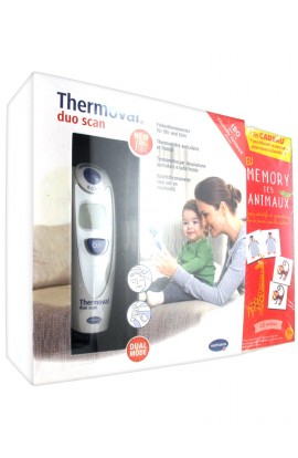 Hartmann Thermoval Duo Scan + 1 cuddly toy for free