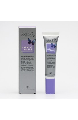 LOGONA, FLUID ON THE CUTICLES AROUND THE NAIL, 15 ML