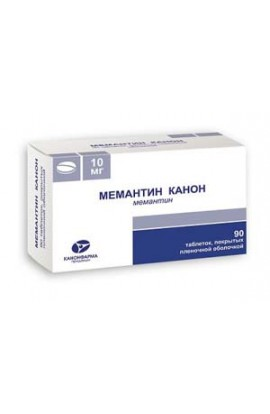 Kanonfarma Production Memantine Canon 10mg 90 tablets