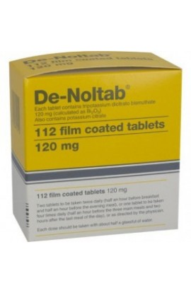 Astellas Pharma, De-Noltab, 112 X 120Mg