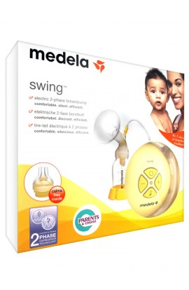 Medela Swing Electric 2-phase manual milk pump