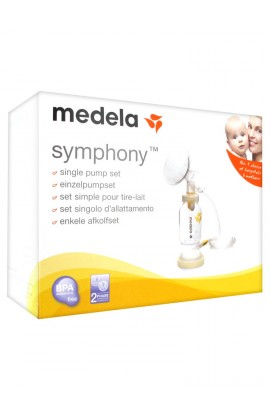 Medela Symphony Simple Set For the milk train