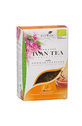 ESTVITA Ivan tea with sea-buckthorn, 20 x 1.5 g