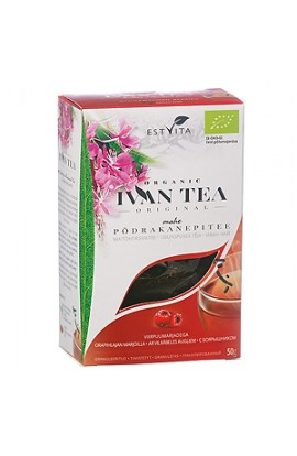 ESTVITA Ivan tea with hawthorn, 20 x 1.5 g